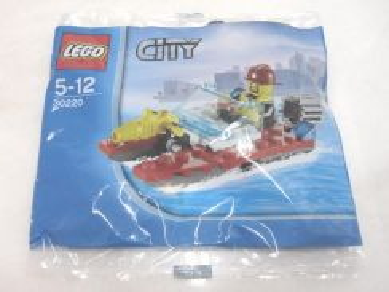 LEGO City 30220 Fire Speed Boat