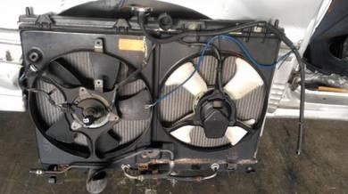 Airtrek Turbo Radiator & fan