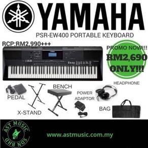 Yamaha PSR-EW400 psr-ew400 76 Keys Keyboard