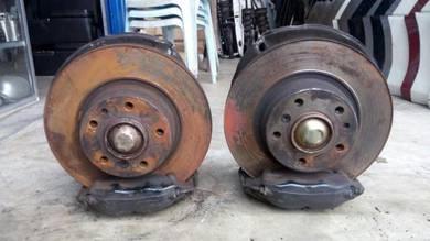 Bmw E38 oem Brembo disc brake 4 pot