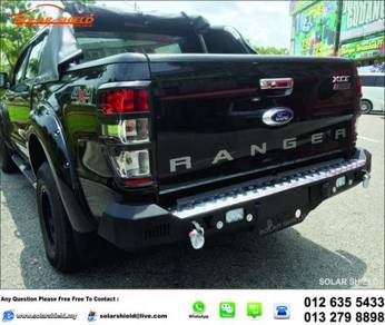 4x4 Rear Bull Bar Heavy Duty
