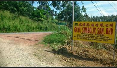 Roadside NT land Jalan Garau, Kudat