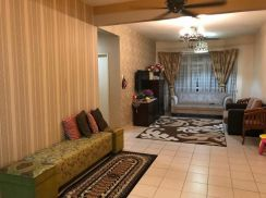 D'Rimba + Partlially Furnished + 1 Car Park