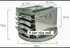 Rice roll maker for home