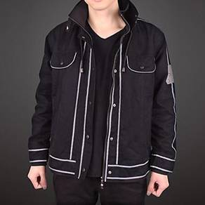 Anime SAO kirito Fashion sweater Jacket Coat