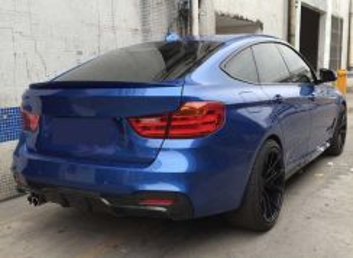 BMW F34 GT M Performance Carbon Rear spoiler