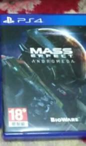 PS4 mass effect