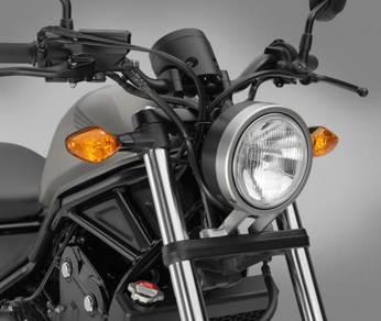 New Honda Rebel 500 Rebel500 ABS Fast approval