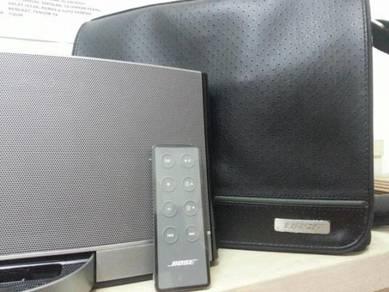 Bose soundock 2 leather bag bose