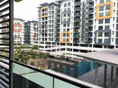 [Below Market] Mahkota Garden Condo ,Mahkota Cheras ( Pool View )