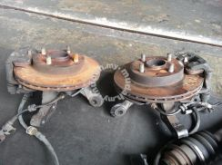 Brake disc k3 yrv double layer viva kelisa kenari