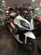 Secondhand Kymco Xciting400 - Low Mileage/Like New