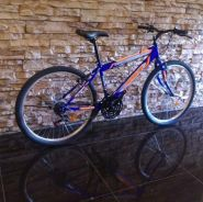 0% SST Adult MTB Basikal Bicycle 18 Speed- Factory