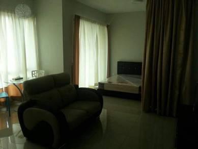 Apartment Univ 360 Place condo Seri Kembangan studio for sale