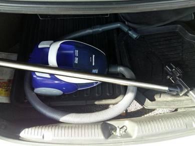 High Power Panasonic Bagless Vacuum Cleaner