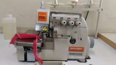 Siruba Overlock Sewing Machine By Rs