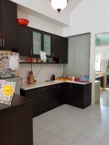 Impian Emas 1.5 Storey - Renovated & Good Condition