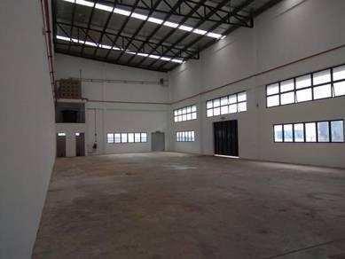 3sty Semi D factory Nouvelle Industrial Park Balakong Jaya Industri