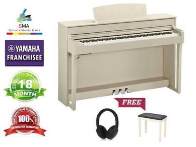 Yamaha Digital Piano Clavinova CLP635 WA