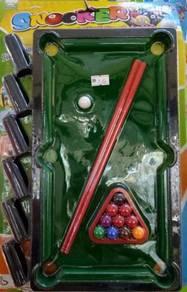 Mainan Kanak Kanak Snooker Set