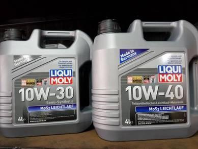 LIQUI MOLY engine oil 10w30 10w40