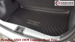 Perodua Axia OEM Luggage Tray