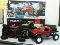 WPL OFF ROAD Hercules Hilux 1/16 2.4GHz 4WD RTR RC