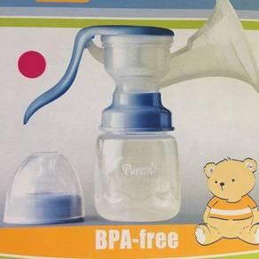 Pureen manual breast pump