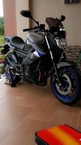 Yamaha xj-6