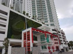 The Clover condominium, Sungai Ara