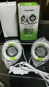 Vinnfier multimedia speaker