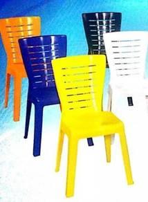 Kerusi Plastik Restoran Sekolah dan Kafetaria