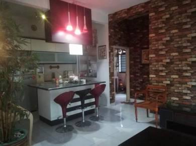Double Storey Terrace House (Corner Lot) Untuk Dijual - Setia Tropika