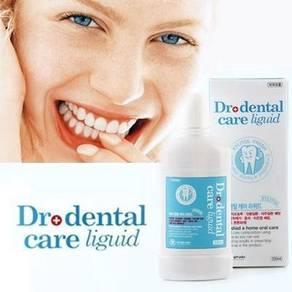 Dr Dental oral care Green Tea flavor