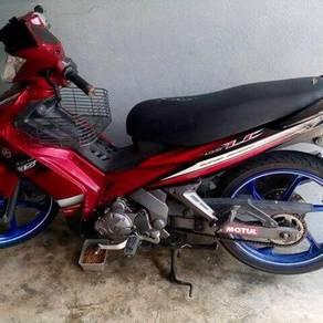 2010 Yamaha 135LC