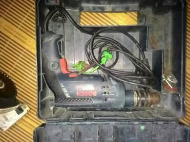 Drill Kayu & Pemotong Kayu (Bosch)