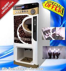 Vending air Filter machine Penapis water coffee lh