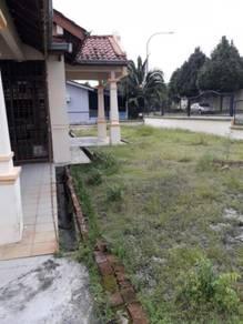 Taman Puteri Wangsa, Single storey, Corner lot