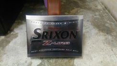 New SRIXON Golf Ball
