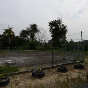 Tanah Tapak Rumah Tepi Jalan Besar Kuala Sawah