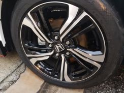 Good condition ,wheels and tyres