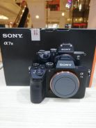 Sony a7 iii body (1 month old) 99.99% new
