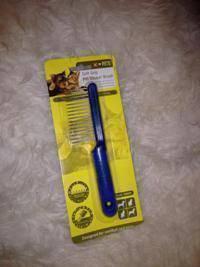 B2000 Pet Grooming Comb Soft Grip