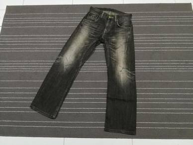 Lee cowboy denim brown W34