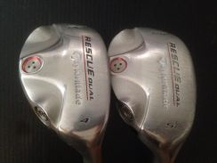 IGT GOLF TaylorMade Rescue Dual #4-#5 HYBRID