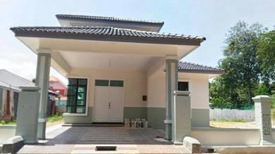 Brand New, Freehold, 1 Storey Bungalow, Tanjung Kling, Klebang, Melaka