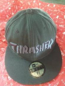 Thrasher X New Era full cap