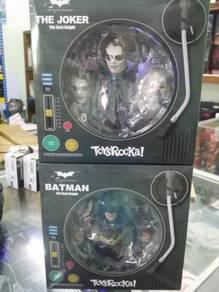 TOYS ROCKA The Dark Knight Batman & Joker Figure