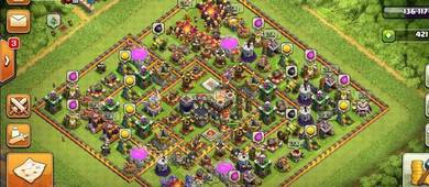 Coc town 11
