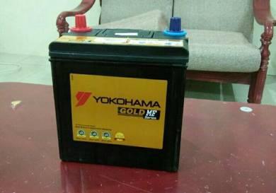Battery yokohama gold NS40